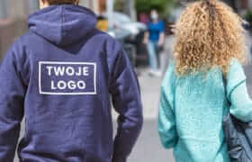 Bluzy firmowe, bluzy z nadrukiem dla firm, bluzy reklamowe, bluzy firmowe z logo